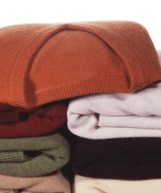 Fashion Q&A: Can My Cashmere Sweater With Holes Be Saved?