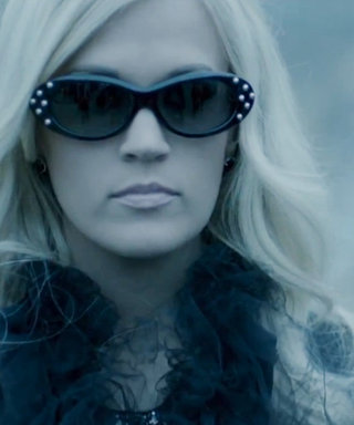 "Watch: Carrie Underwood's New Video for ""Two Black Cadillacs"""