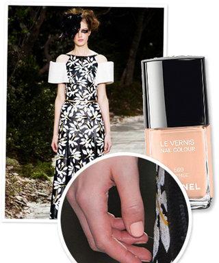 Found It! Chanel's Couture Runway Nail Polish