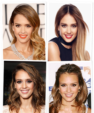 This Week's Top Try On: Jessica Alba!