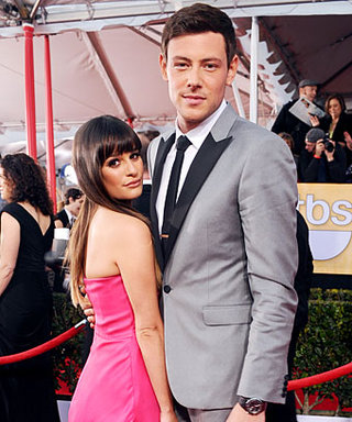 Cory Monteith Talks So Lovingly About Lea Michele
