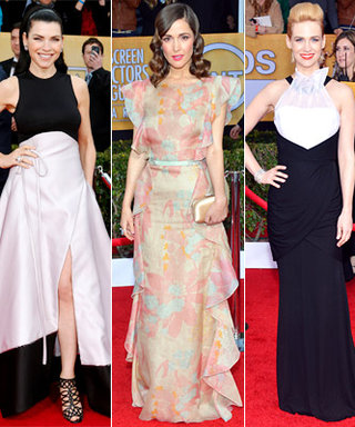 "Rose Byrne at the SAG Awards: ""I Feel Like a Fish Out of Water!"""