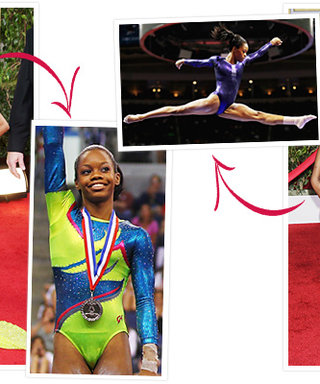 Gabby Douglas's Awards Show Style: Inspired By Her Leotards