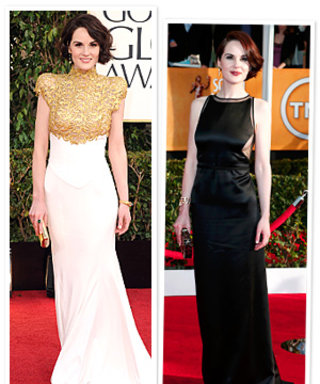 Michelle Dockery's Stylist Wants to Keep Changing Her Look: Which Style Do You Prefer?
