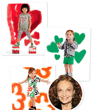 DVF for Gap Returns! New Collection in Stores April 2013