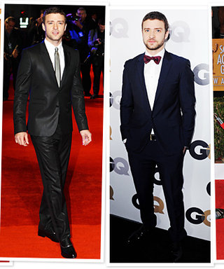 Because It's Justin Timberlake's Birthday: See Him in Suits & Ties