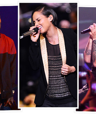 Grammys 2013: Alicia Keys, Frank Ocean, Maroon 5, and More Will Perform