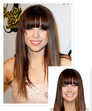 This Week's Top Try-On: Carly Rae Jepsen