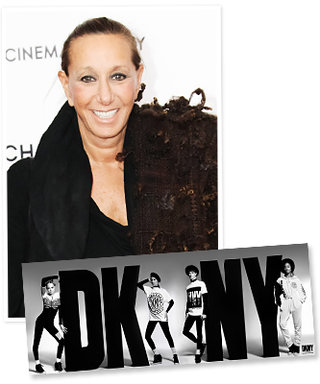 "Donna Karan on the DKNY '90s Styles: ""They're Just as Fresh Today as They Were"""