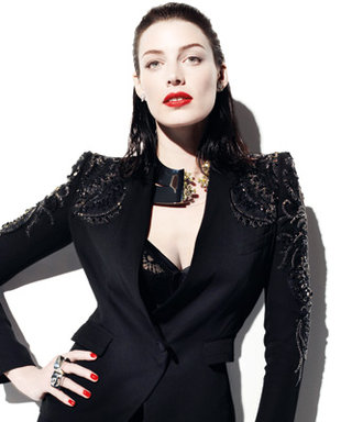 Mad Men's Jessica Paré Models for InStyle: See the Video!