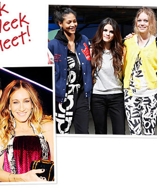 Your Cheat Sheet to New York Fashion Week!