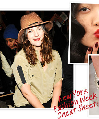 New York Fashion Week: Rebecca Minkoff, Drew Barrymore, and More!