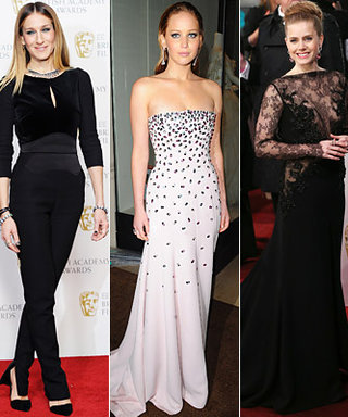 Looks We Love: The High-Fashion at the 2013 BAFTA Awards