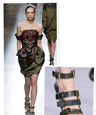 Prabal Gurung Partners With Casadei for Buckle-Covered Footwear