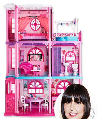 Trina Turk Is Working on Barbie's Dreamhouse Pool