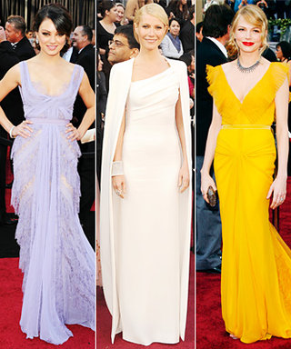 Make Your Own Oscars Best Dressed List With InStyle.com's New A-List Feature
