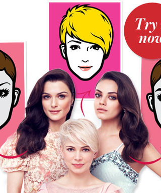 We're Obsessed With iMadeFace! See InStyle's Cover Girls in Their Cartoon Makeovers