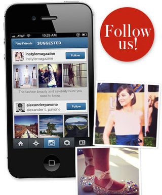 Instagram Hearts  InStyle! Follow @InStyleMagazine Today!