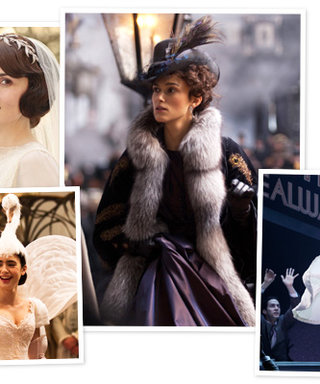 Costume Designers Guild Award Winners: Anna Karenina, Downton Abbey, and More!