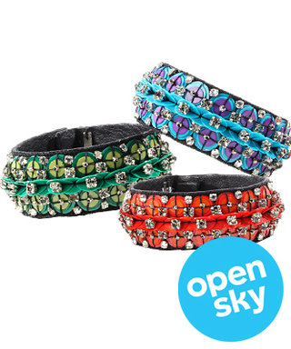 What You'll Find in InStyle's OpenSky Boutique: These Can't-Miss Stackable Bracelets