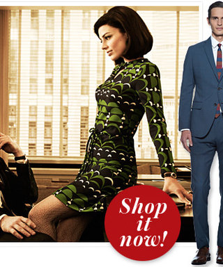 Mad Men for Banana Republic: Now In Stores!