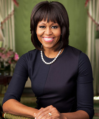 "Michelle Obama's Official Portrait: Her Dress Designer Reed Krakoff Is ""Honored"""