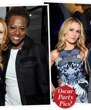 Oscars Parties: The Help Stars Reunite at Women in Film, and More!