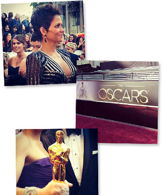 Oscars 2013: InStyle's Behind-the-Scenes Instagrams