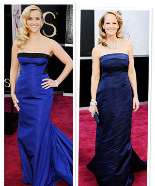 Oscars 2013:  One Look, Two Pricetags—Both Stunning