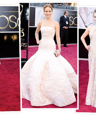Oscars 2013: The Night's Biggest Fashion Trends