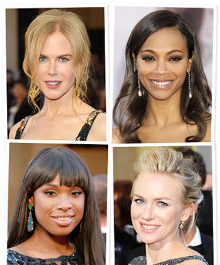 Oscars 2013: There Was a Major Earrings Moment on the Red Carpet