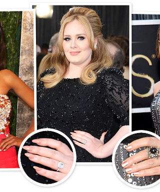 Oscars 2013: See Our Favorite Celebrity Manicures!