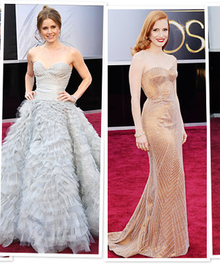 Oscars 2013 Fashion: See The Red Carpet Photos Here!