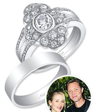 Neil Lane on Why Christina Applegate's Engagement Ring Fits Just Right