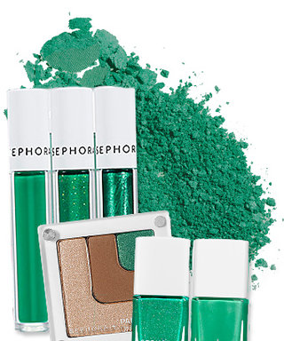 Sephora to Stock Special Line Inspired by 2013's Color of the Year, Emerald
