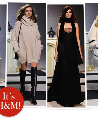 So, This Is What an H&M Fashion Show Looks Like!