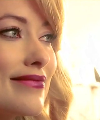 Olivia Wilde Never Wants to Reapply Lipstick; Revlon's New Colors to the Rescue!