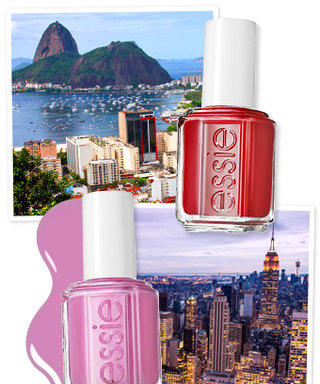 Essie's New Nail Polish: Colors Inspired by Your Favorite Cities