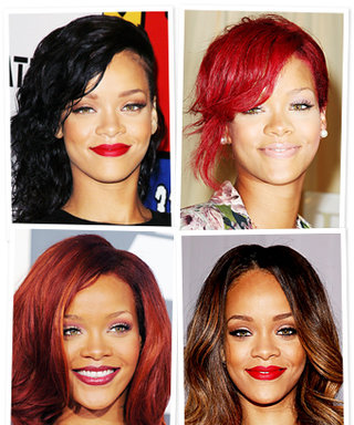 12,000 InStyle.com Readers Tried Rihanna's Hairstyles This Week, Have You?