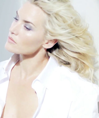 Dear Kate Winslet, You Look So Fabulous in Your New Lancome Video (Watch It Here!)