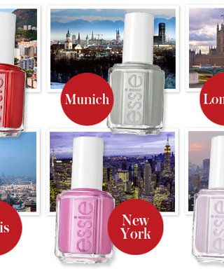 Which of Essie's City-Inspired Lacquers Are You? Answer in Our Poll!