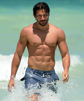 Joy to the World: True Blood's Joe Manganiello to Release Fitness Book (and Arnold Schwarzenegger Is Helping!)