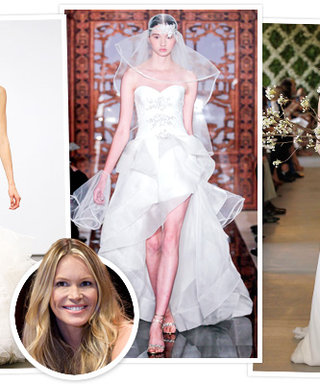 5 Wedding Dress Predictions for Bride-to-Be Elle Macpherson