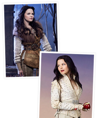 Ginnifer Goodwin's Favorite Once Upon a Time Costumes: Which Do You Like Best?
