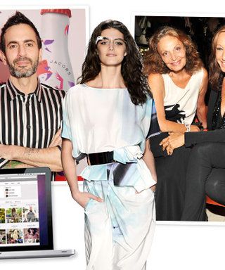 2013 Fashion 2.0 Awards: Marc Jacobs' Facebook, DKNY's Twitter, and More