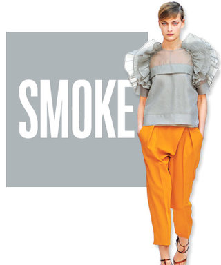 Color of the Day: Smoke