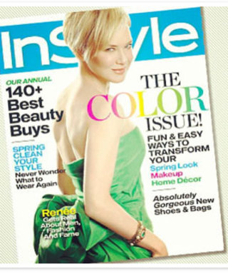 #ThrowbackThursday: InStyle's Annual April Color Issue... from 2008