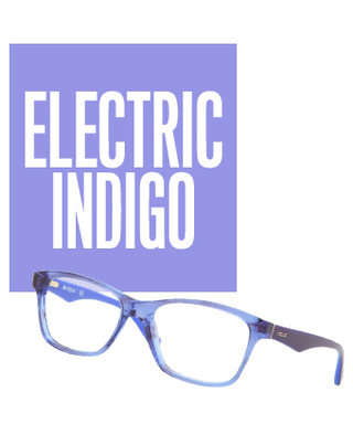Color of the Day: Electric Indigo