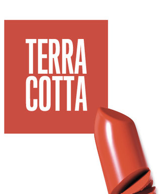 Color of the Day: Terra Cotta
