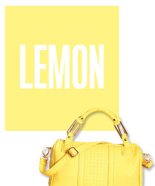 Color of the Day: Lemon